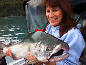 Valdez outfitters salmon fishing and halibut fishing in for Valdez alaska fishing charters