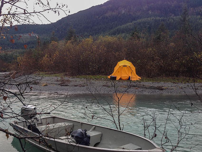 Arctic Oven Rental. Alaska Tent u0026 Tarp ... & Valdez Outfitters Camp Rentals » Valdez Outfitters